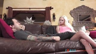 Stepsister Family XXX - Elsa Jean 2019 - SD 480p