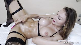 blondcandy show063019 - fingering, masturbation, stockings, amateur, cum, anal, selffuck, fit, bigtits, russian