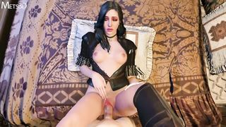 Yennefer SEX best Collections 2019 HD 720p