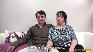 Marie 9609 -Czech Casting 2019 - SD 480p