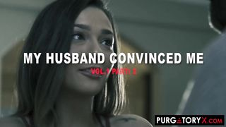 My Husband Convinced Me Vol 1 Part 2 - Jaye Summers, Vienna Black - HD 720p