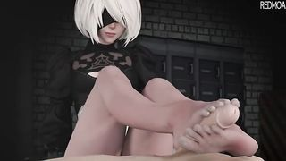 Games video porn - Biggest 3D footjob xvideos compilation 2019 - HD 720p