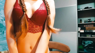 Secretivefox - Brother Sister Roleplay Sex - HD 720p