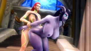 Zelda, The Witcher, WOW Warcraft, Nier Automata, Overwatch TOP COMPILATIONS