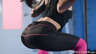 Post Workout Rubdown - Katrina Jade, Danny D