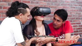 Virtual Sex 2019 - Sara Villegas - Eng Sub Espanol Porno XXX Tube mp4 Video 2019