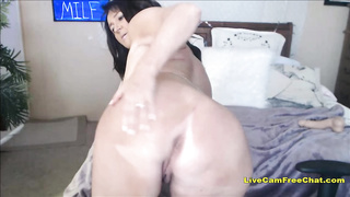 50 Year Old Big Mom Anal and Squirting Totally Gone Wild