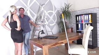 Czech Office Sex Video - Karol Lilien