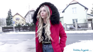 Jennifer Amilton - Public Agent 2019 - HD 720p