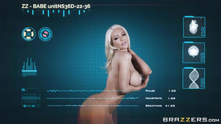 Build A Babe - Nicolette Shea & Alex Legend - Brazzers 2019 - HD 1080p