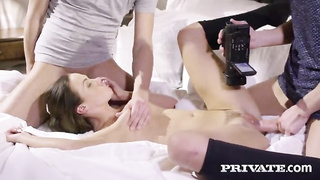 2 boys and 1 girl sex - Vinna Reed