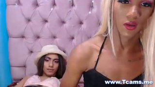 Two Naughty Tranny Gets Some Love Of Each Other porn 2