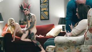 2019 Ture Taboo, Cock-Slut Conditioning, Carolina Sweets, Dean Van Damme SD 480p