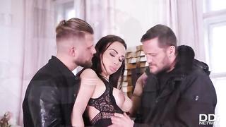Regina Sparks Double Penetration - PORN VIdeos 2019 - Free Sex Tube