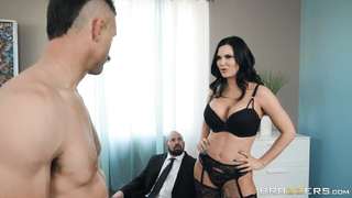 Brazzers - You Messed Up (2019) Jasmine Jae & Charles Dera
