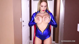 Captain America Cosplay - Katie Banks