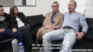 CzechWifeSwap E12 Izabela, Zuzana Foursome