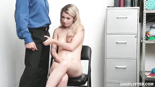 Shoplyfter Abby Adams