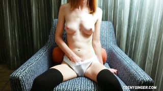 Teeny Ginger JOI Aftercare HD