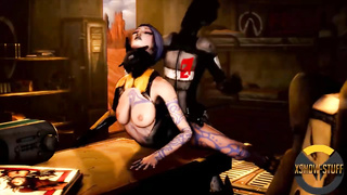 Borderlands Porn Collection 2019 HD 720p