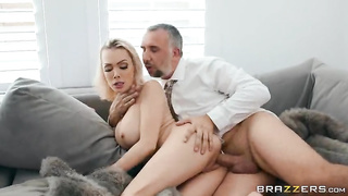Sweetening The Deal - Devon, Keiran Lee - Brazzers, Milfs Like It Big 2019 - SD 480p