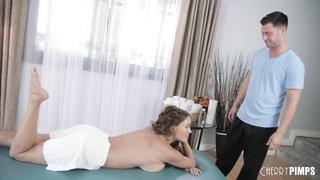 Oiled sex Krissy Lynn HD 1080p
