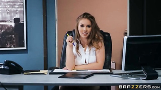 Brazzer - How To Suckseed In Business (2019) Lena Paul, Scott Nails