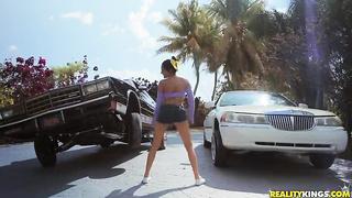 Low Ride Her (2019) Serena Santos
