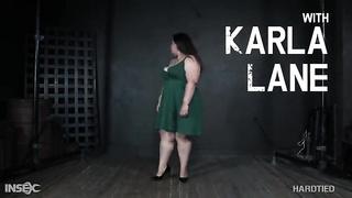 KINK BBW BDSM PORNO VIDEO 2019 - Karla Lane