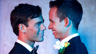Two prom virgins fall in love with each other