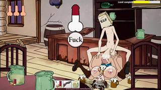 Fuckerman xxx game gameplay
