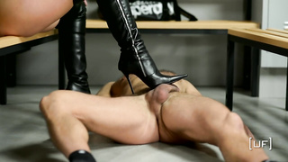 Pussy In Boots full vide, foot fetish, HD 720p