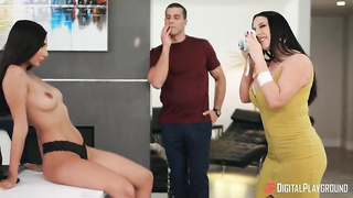 Digital Playground - Exposure: Scene 3 - Angela White, Gianna Dior - SD 480p