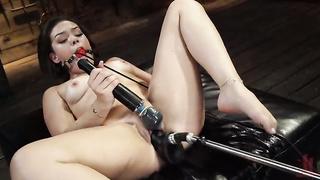 PORN - BDSM 2019 - Kimber Woods - SD 480p