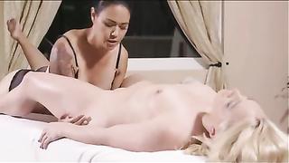 Aj Applegate and Dana vespoli lesbian