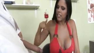 Brazzers - Big Cock Phobia (2009) Diamond Kitty, Keiran Lee