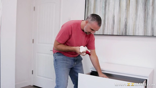 Blowing The Landlord's Load - Keiran Lee, Hime Marie, Jill Kassidy