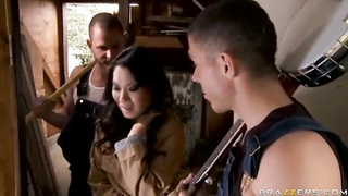 Brazzers - Can I Use Your Bone? (2011) Asa Akira, Mick Blue, Scott Nails