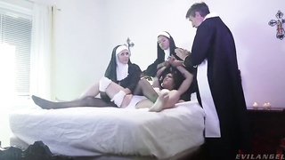 Nun XXX Exorcist (2019)