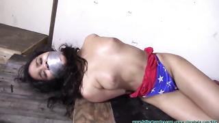 Rape Wonder Woman Roleplay Game