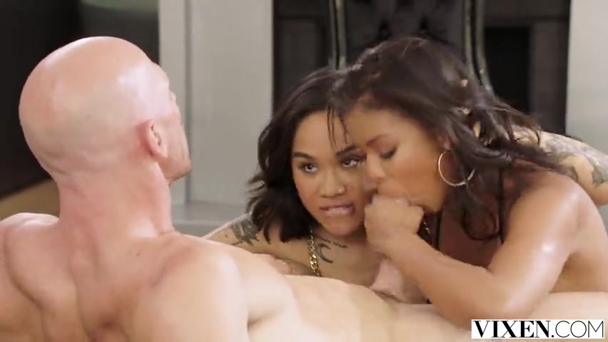 Johnny Sins Threesome Doctor