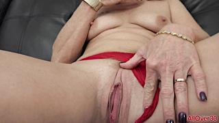 Mature Lady Pussy Play HD Porno 1080p