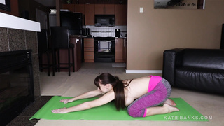 Naked Yoga Video HD 1080p