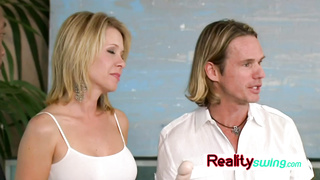 Naughty amateur horny couple
