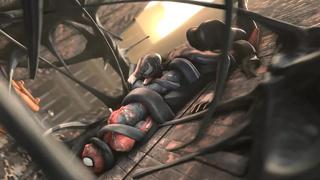 Venom and Spiderman Sex