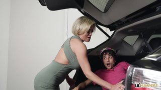 HD Brazzers LilHumpers - Road Rage Load (2019) Ricky Spanish, Dee Williams 1080p