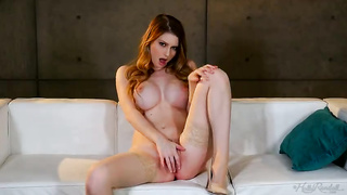 Bunny Colby porn new 2019 solo sexy girl w big tits