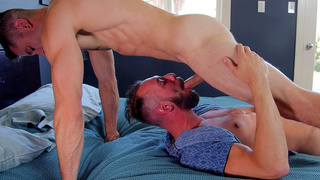 Love and seduction between gay lovers