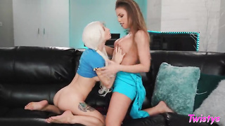 Lesbian stepmom and daughter xvideos full October 2019