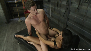 Big dick shemale dom bangs male